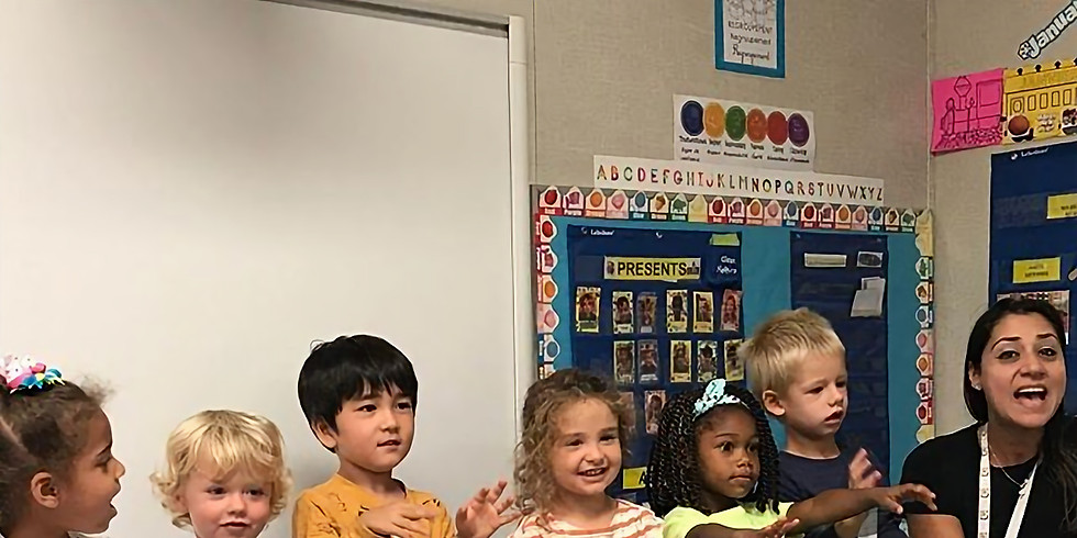 Teachers' Back-to-School Presentations