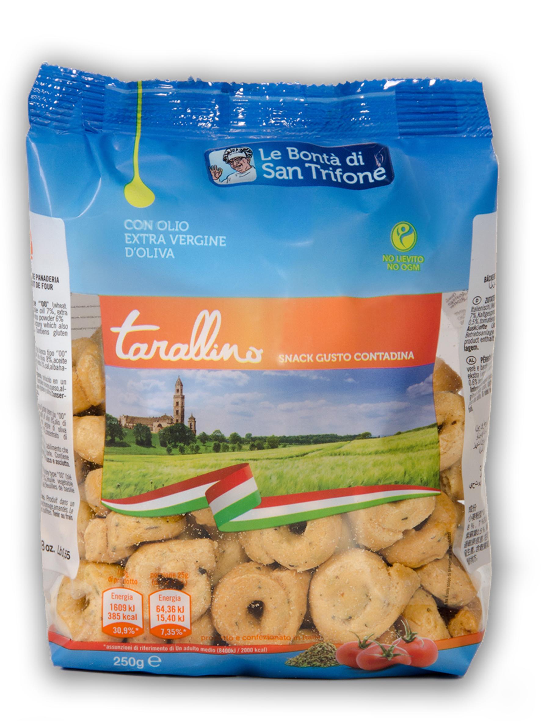 Taralli Friabili (gusto contadina)