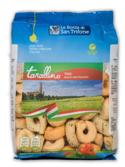 Taralli Friabili (gusto tris)