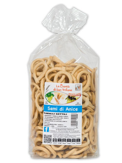 Taralli Sottili (semi di anice)