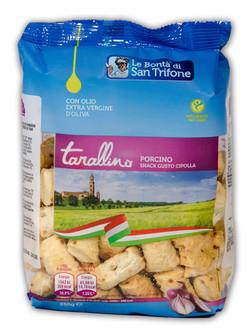 Taralli Porcini (alla cipolla)