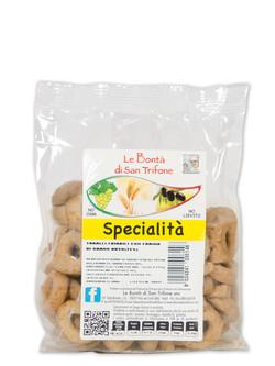 Taralli Friabili (grano arso)