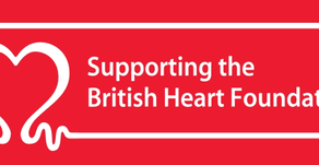 DNASTREAM supporting the British Heart Foundation in 2020