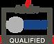 Achilles UVDB Qualified stamp