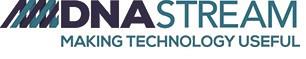DNASTREAM logo and strapline