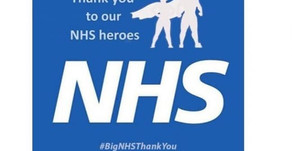A big thank you to our NHS on World Health Day