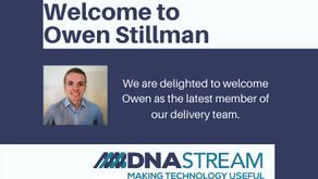 Welcome to Owen Stillman