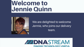 Welcome to Jennie Quinn