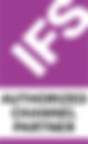 IFS Authorized Channel Partner logo