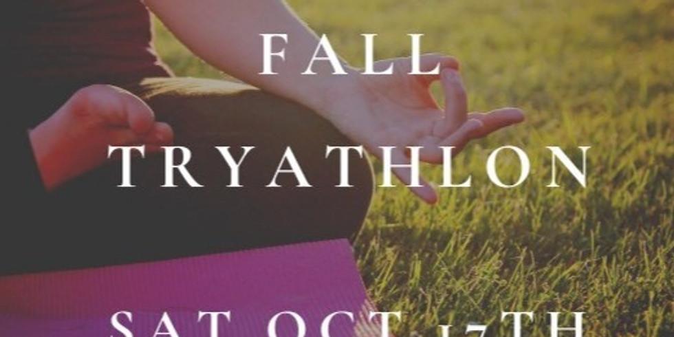 Fall TRYathlon - Free Flow in Landa Park