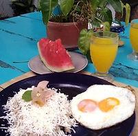 Desayuno Provincia Hostal Valledupar