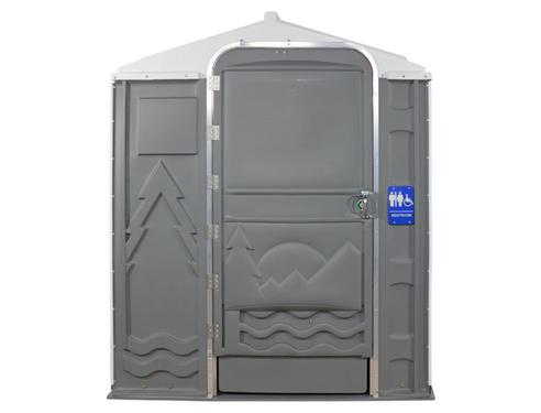 Handicap accessable restroom