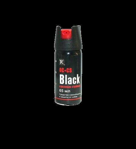 Газовые баллончики Black
