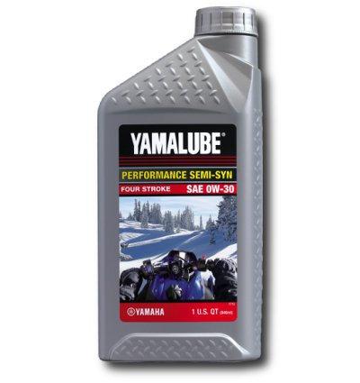 масло Yamalube 0w30 4T полусинтетика