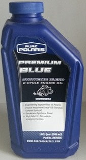 масло Polaris Premium blue