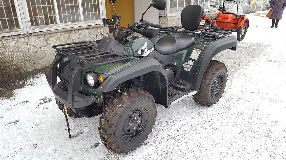 Квадроцикл Stels ATV 800 GT