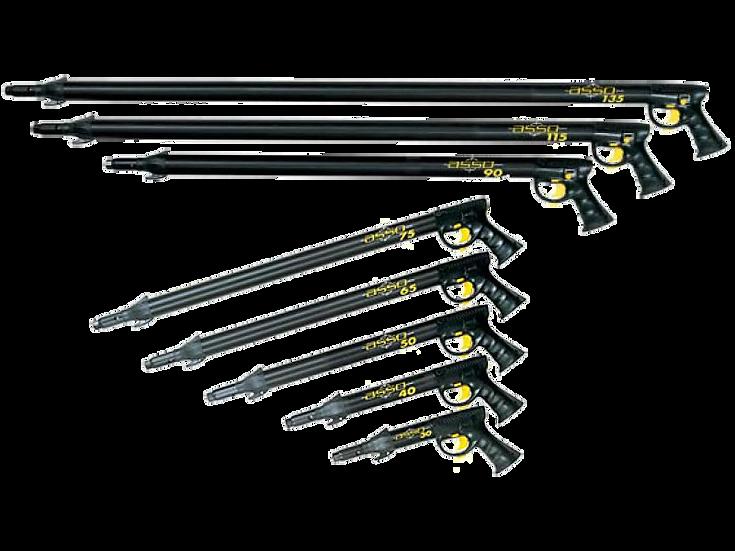 Ружье Seac ASSO пневматическое 90 с регулятором боя