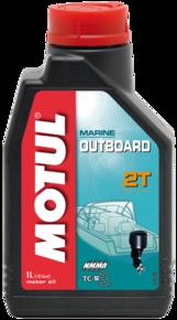 масло Motul OUTBOARD 2T