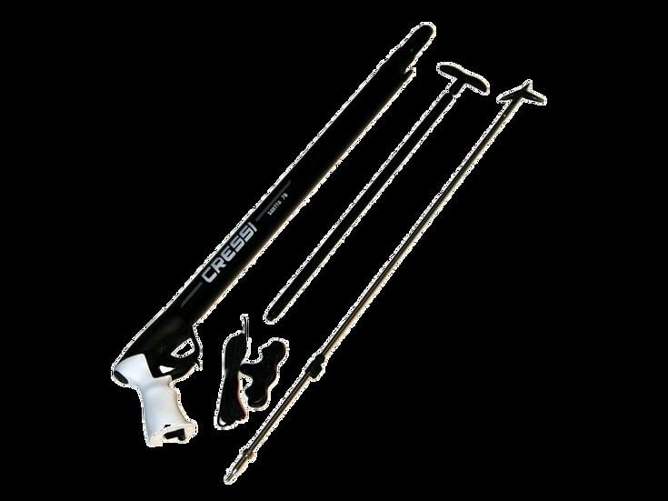 Ружья для подводной охоты Cressi SAETTA 88 с регулятором мощности