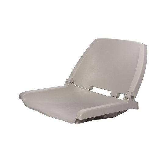Кресло пластиковое серое Skipper, SK75110