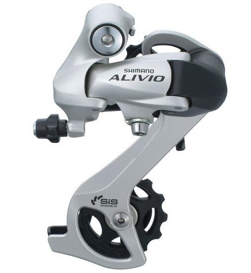 Переключатель скоростей задний Alivio RD-M410-NS SGS 7-8 скоростей