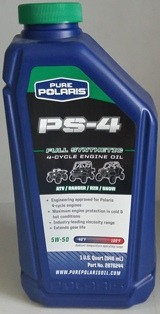 масло Polaris PS4 plus