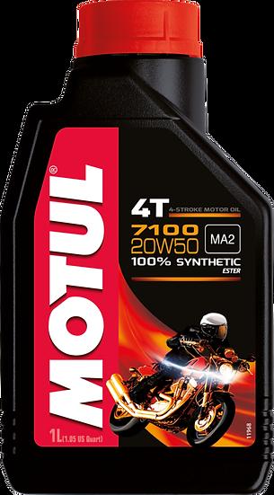 масло Motul 7100 4T 20W50