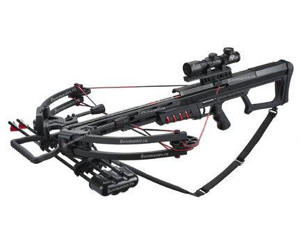 Арбалет Man-Kung МК-400 черный