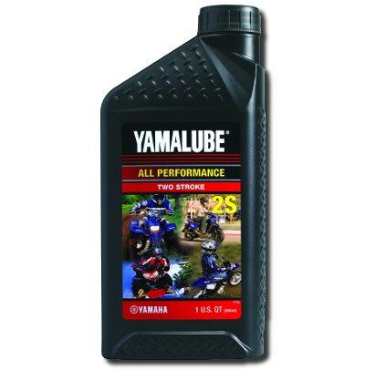 масло Yamalube 2T 2S полусинтетика