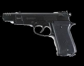 Пистолет Аникс 101 М