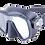 Thumbnail: Маска SARGAN Сенеж черный силикон
