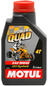масло Motul POWER QUAD 4T 10W40