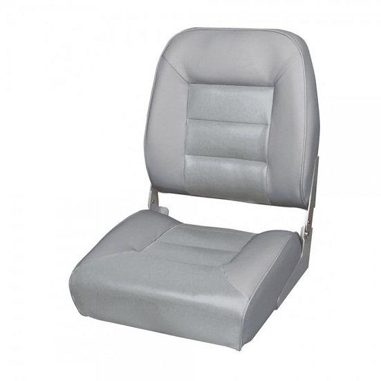 Кресло складное алюминиевое с мягкими накладками