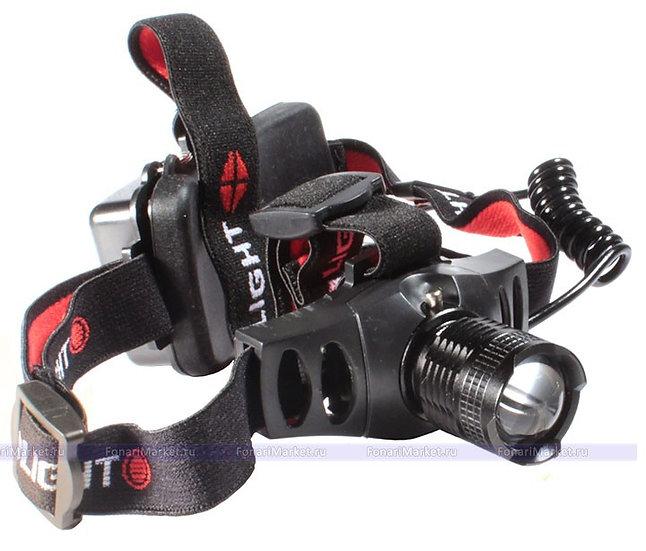Налобный фонарь Power Style QF-6678