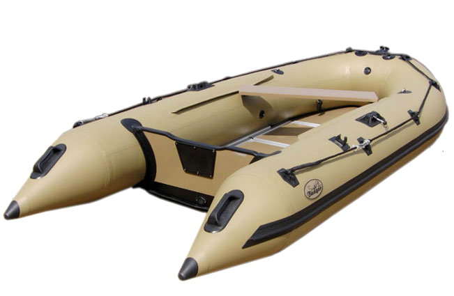 Лодка Badger Duck Line PW