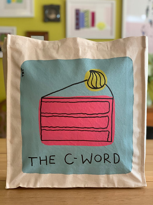 C-Word Canvas Bag