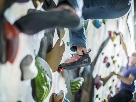 Climbing Wall- 30th March