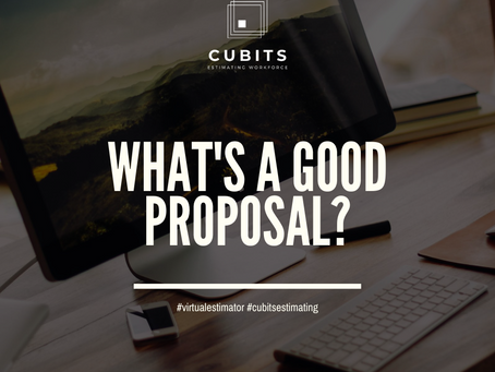 What Is A Good Proposal?