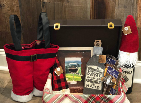 Unique Wine Lover Gift Ideas - Cozy Winter Holiday Edition!