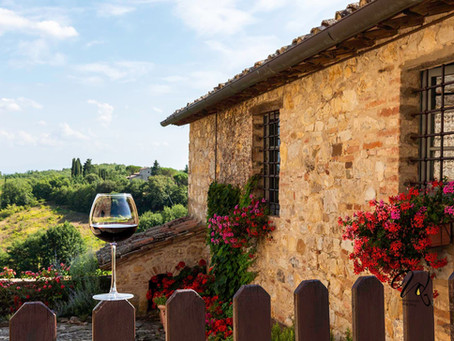 Top 10 Tuscan Wine Views