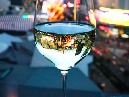 Top 5 Las Vegas Spots to Enjoy Wine with a View