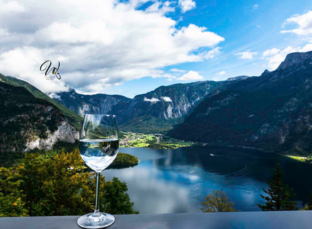 3 Breathtaking Wine Views from Austria