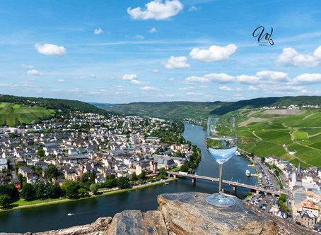 Taste of Germany's Mosel Wine Valley!