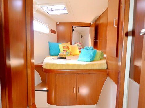 queen cabins