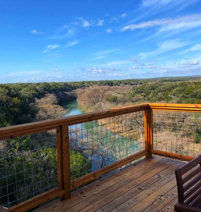 Upper Deck - Gorgeous Views