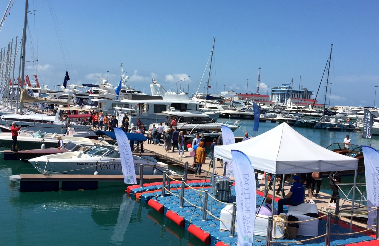 SOCHI Yacht Show 20
