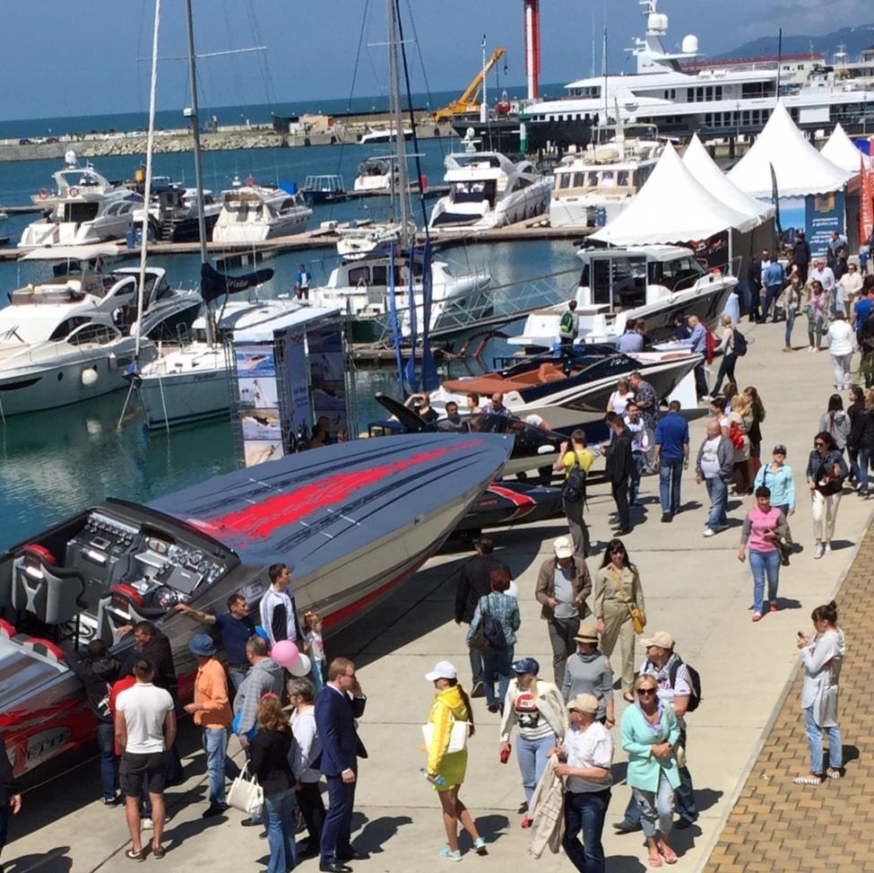 SOCHI Yacht Show 11