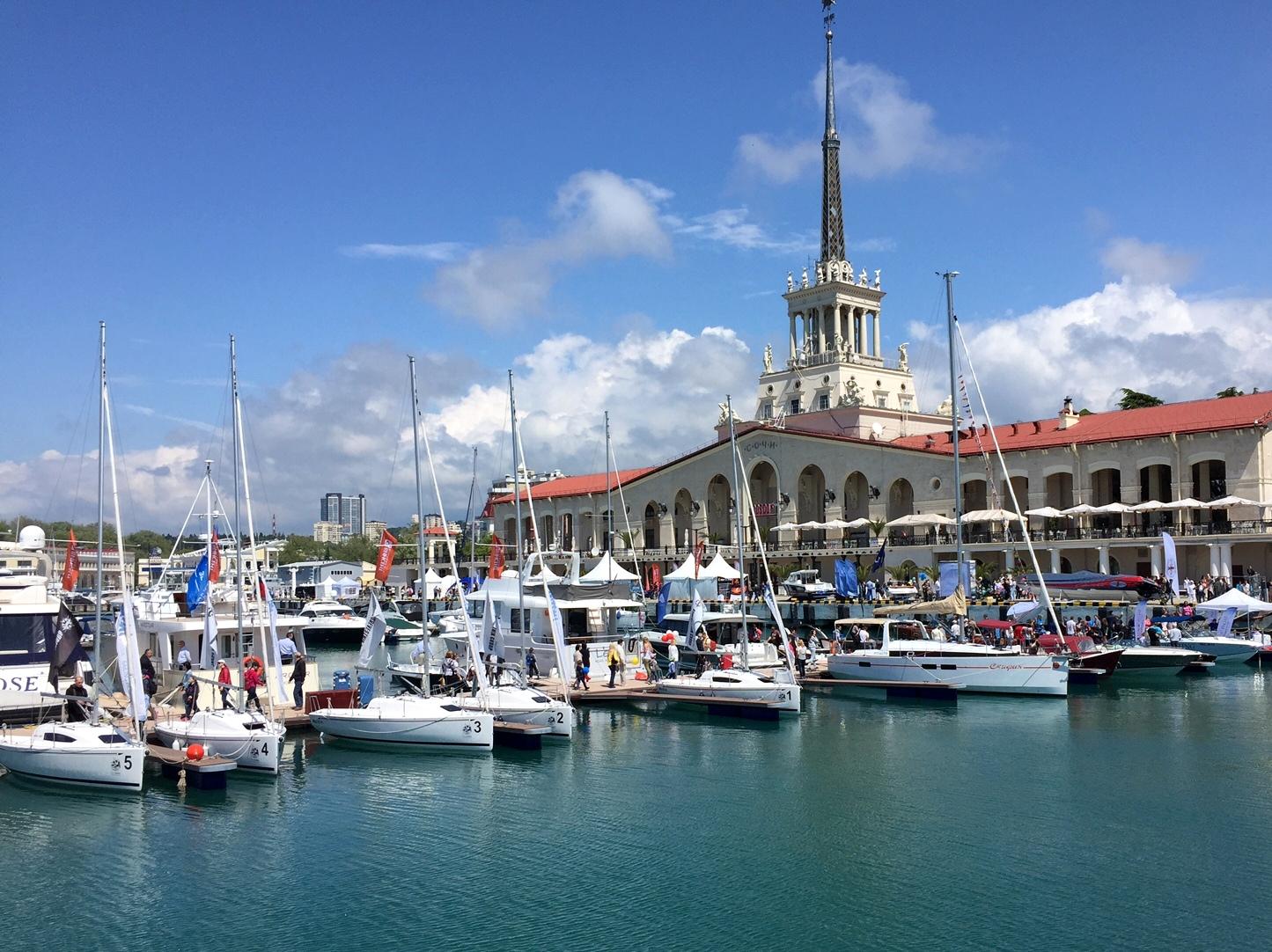 SOCHI Yacht Show 18
