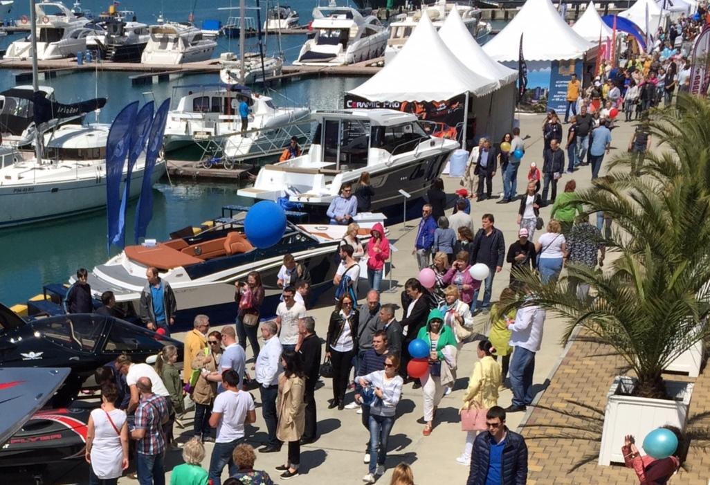 SOCHI Yacht Show 14