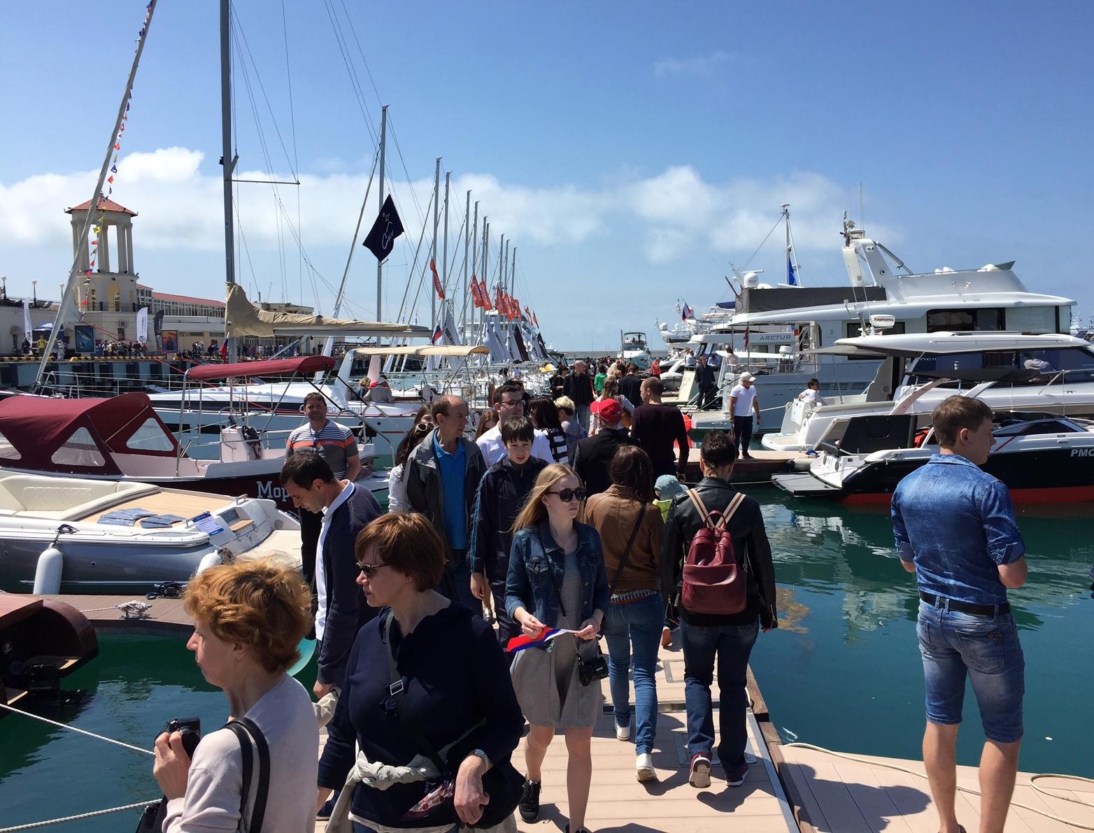 SOCHI Yacht Show 21
